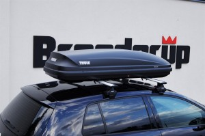 Thule Pacific 600 Antracyt AeroSkin