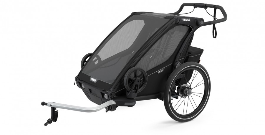 Przyczepki rowerowe Thule Chariot | Croozer - Radom